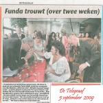 telegraaf-huwelijk-funda-ron