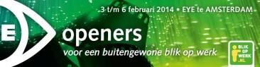Blik op Werk Congres – EYE – Amsterdam