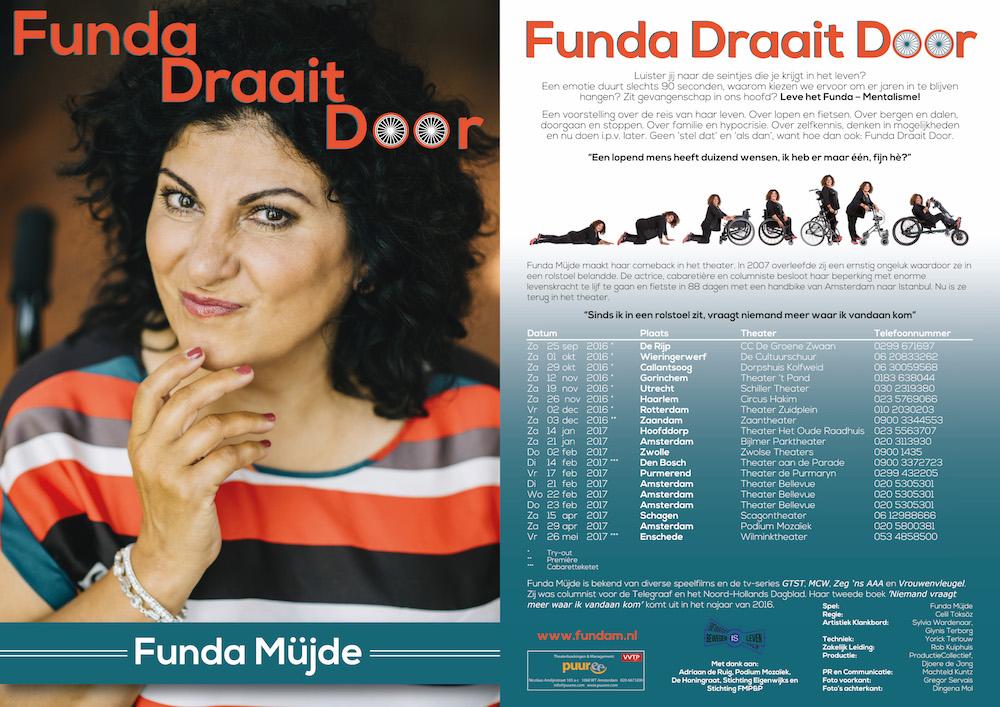 Funda Mujde - Funda draait door voorkant 23-08-2016 incl. outlies
