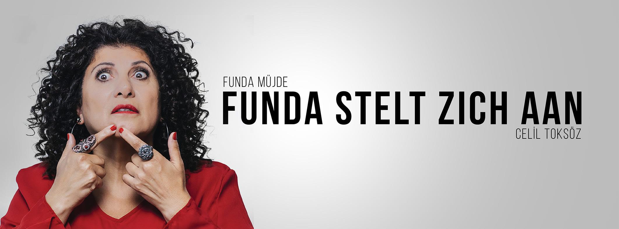 Funda Mujde - Funda stelt zich aan