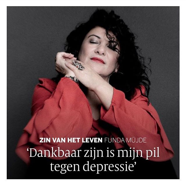 3 DEC 2018: Interview in de Volkskrant